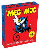 Meg and Mog - фото обкладинки книги