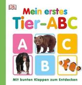 Mein erstes. Tier-ABC. Mit bunten Klappen zum Entdecken - фото обкладинки книги