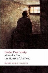 Memoirs from the House of the Dead - фото обкладинки книги