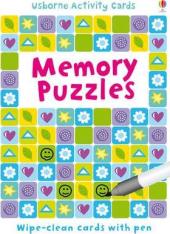 Книга Memory Puzzles