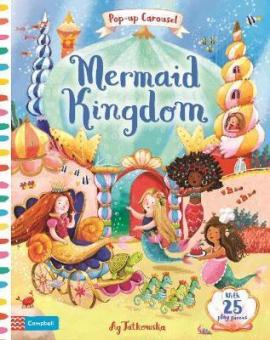 Mermaid Kingdom - фото книги