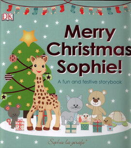 Merry Christmas Sophie. A Fun and Festive Story Book - фото книги