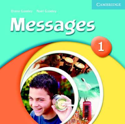 Аудіодиск Messages 1 Class Cds