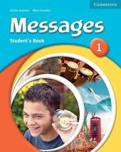 Messages 1 Student's Book - фото обкладинки книги
