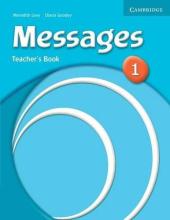 Messages 1 Teacher's Book - фото обкладинки книги
