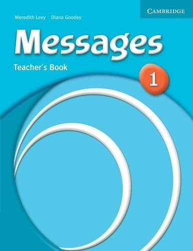 Книга для вчителя Messages 1 Teacher's Book