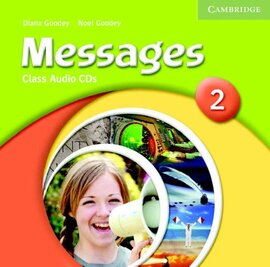 Аудіодиск Messages 2 Class Cds