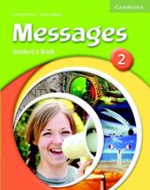 Messages 2 Student's Book - фото обкладинки книги