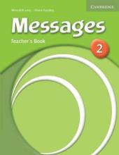 Messages 2 Teacher's Book - фото обкладинки книги