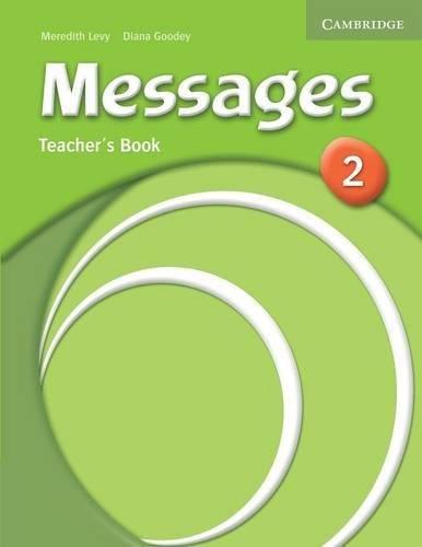 Книга для вчителя Messages 2 Teacher's Book
