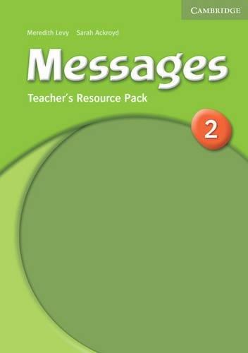 Книга для вчителя Messages 2 Teacher's Resource Pack