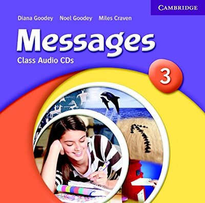 Аудіодиск Messages 3 Class Cds