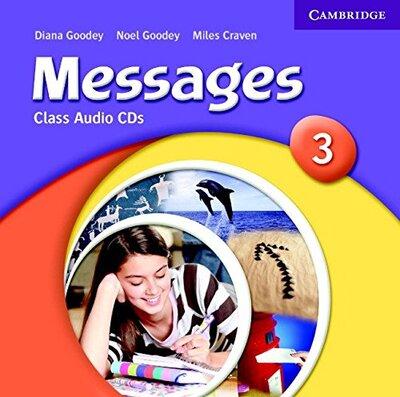 Аудіодиск Messages 3 Class Cds
