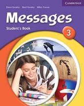 Messages 3 Student's Book - фото обкладинки книги