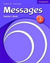Messages 3 Teacher's Book - фото обкладинки книги