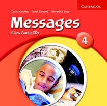 Аудіодиск Messages 4 Class Audio Cds