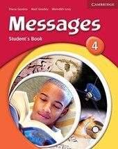 Messages 4 Student's Book - фото обкладинки книги