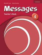 Messages 4 Teacher's Book - фото обкладинки книги