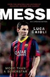 Messi - 2015 Updated Edition : More Than a Superstar - фото обкладинки книги