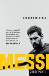 Messi: Lessons in Style - фото обкладинки книги