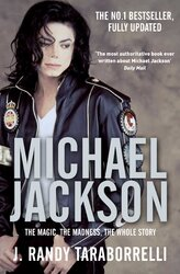 Michael Jackson: The Magic, The Madness, The Whole Story - фото обкладинки книги