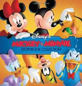 Mickey and Minnie's Storybook Collection - фото обкладинки книги