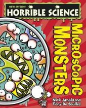 Microscopic Monsters (New) - фото обкладинки книги