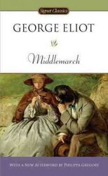 Middlemarch. Reprint edition (Oct. 4 2011) - фото обкладинки книги