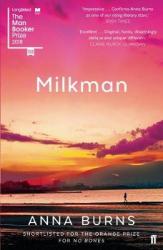Milkman - фото обкладинки книги