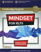 Mindset for IELTS Foundation Student's Book with Testbank and Online Modules: An Official Cambridge IELTS Course - фото обкладинки книги