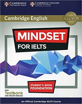 Mindset for IELTS Foundation Student's Book with Testbank and Online Modules: An Official Cambridge IELTS Course - фото книги