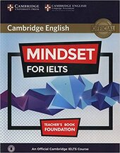 Mindset for IELTS Foundation Teacher's Book with Class Audio: An Official Cambridge IELTS Course - фото обкладинки книги