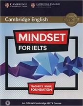 Mindset for IELTS Foundation Teacher's Book with Class Audio: An Official Cambridge IELTS Course - фото обкладинки книги