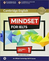 Mindset for IELTS Level 1 Teacher's Book with Class Audio: An Official Cambridge IELTS Cour - фото обкладинки книги