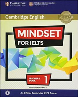 Mindset for IELTS Level 1 Teacher's Book with Class Audio: An Official Cambridge IELTS Cour - фото книги