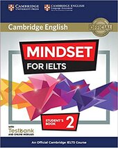 Mindset for IELTS Level 2 Student's Book with Testbank and Online Modules: An Official Cambridge IELTS Course - фото обкладинки книги
