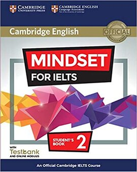 Mindset for IELTS Level 2 Student's Book with Testbank and Online Modules: An Official Cambridge IELTS Course - фото книги