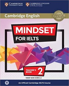 Mindset for IELTS Level 2 Teacher's Book with Class Audio: An Official Cambridge IELTS Course - фото книги