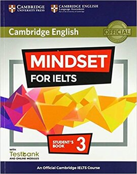Mindset for IELTS Level 3 Student's Book with Testbank and Online Modules: An Official Cambridge IELTS Course - фото книги