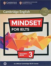 Mindset for IELTS Level 3 Teacher's Book with Class Audio: An Official Cambridge IELTS Course - фото обкладинки книги