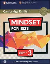 Mindset for IELTS Level 3 Teacher's Book with Class Audio: An Official Cambridge IELTS Course - фото обкладинки книги