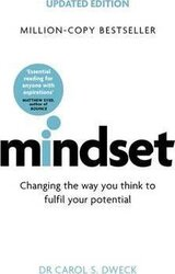 Mindset - Updated Edition: Changing The Way You think To Fulfil Your Potential - фото обкладинки книги