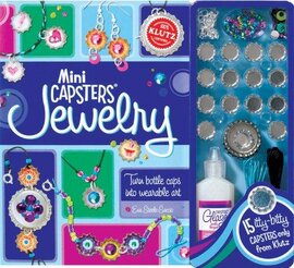 Книга Mini Capsters Jewelry