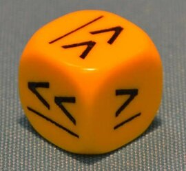 Mini Flashcards Language Games: Dice - Tenses. Pack of 10 - фото книги