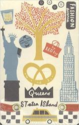Mini Journal: The Big Apple - фото обкладинки книги