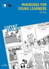 Minibooks for Young Learners. Photocopiable Resources for Teachers - фото обкладинки книги