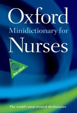Книга Minidictionary for Nurses