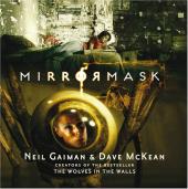 Mirrormask - фото обкладинки книги