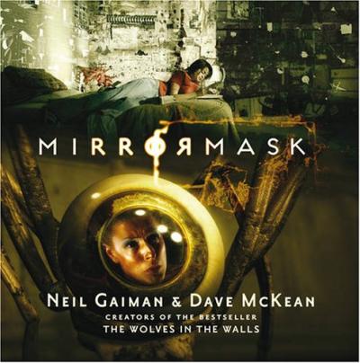 Книга Mirrormask