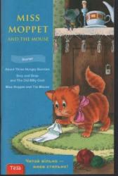 Miss Moppet And The Mouse - фото обкладинки книги